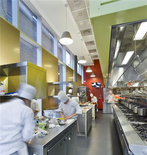 George Brown College In Downtown Toronto Is One Of The Top Culinary Arts Schools North