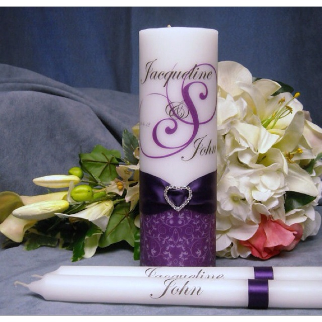 Unity candle: Taper Personalized, Personalized Swirls, Personalizedcandl, 3000, Swirls Design, Unity Candles, 30 00