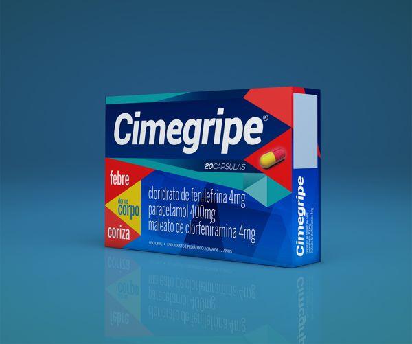 Cimegripe - Anti Gripal on Behance