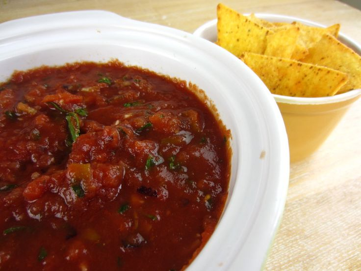 Spicy Salsa Dip