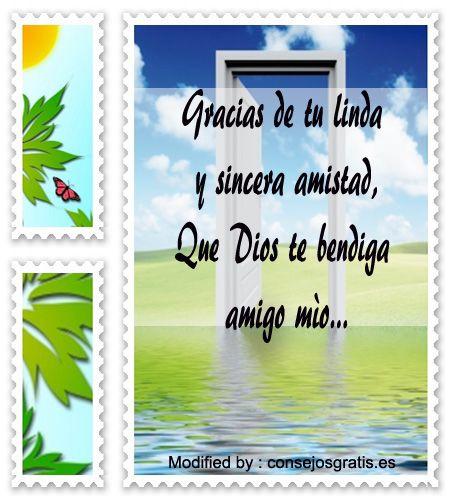 buscar palabras de amistad, enviar dedicatorias de amistad: http://www.consejosgratis.es/mensajes-de-amistad/