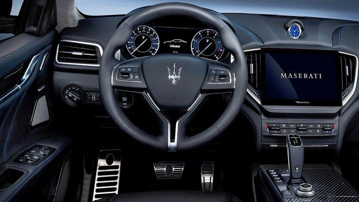 2021 Maserati Ghibli Interior Inside in 2020 Maserati