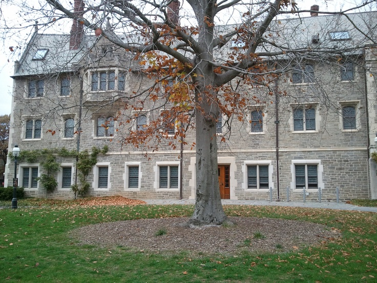Little Hall, Princeton