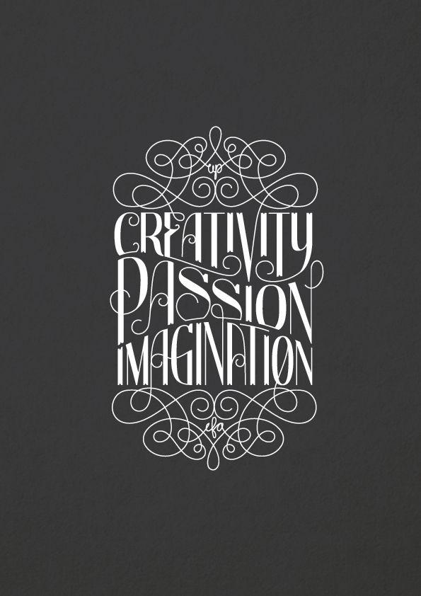 Typography Mania #208 | Abduzeedo Design Inspiration