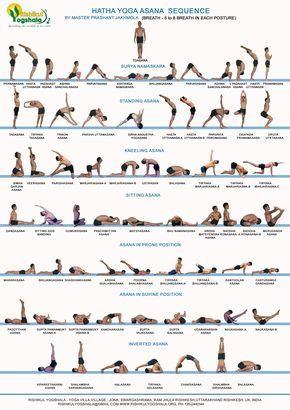 ancient hatha yoga sequences - Buscar con Google