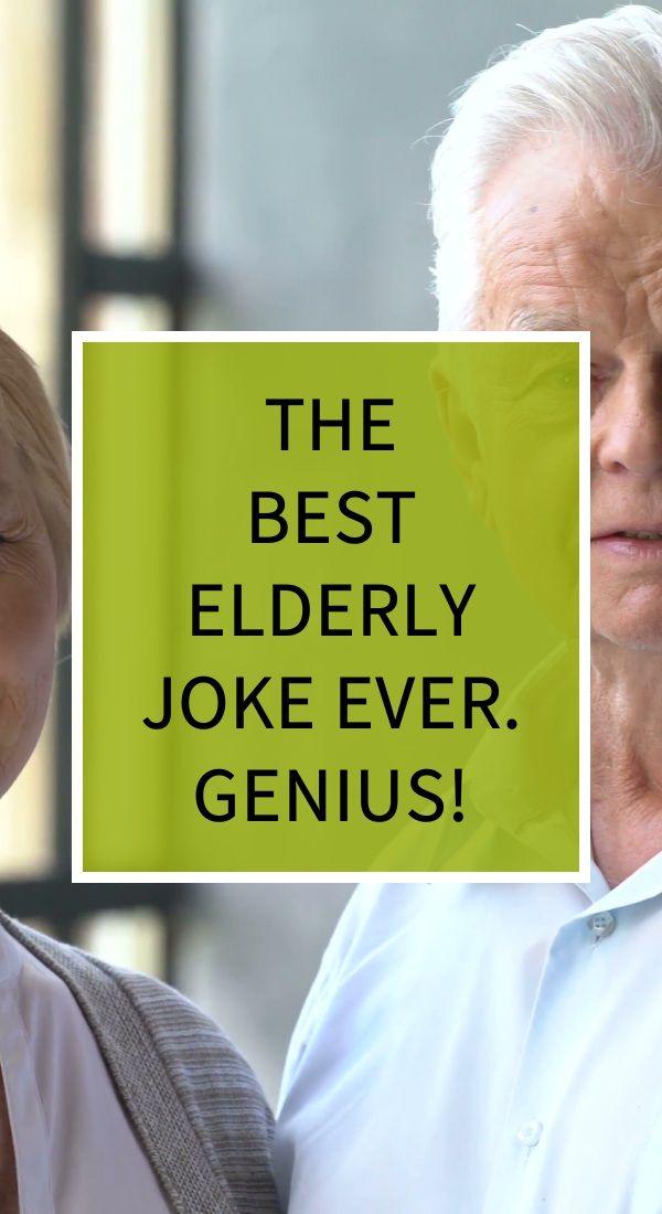 The Best Elderly Joke Ever Genius In 2019 Natural Teething Remedies Health And Wellness Center Receding Gums