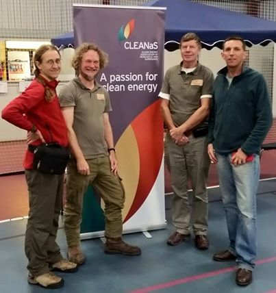 CLEANaS and Hunter Wetlands Centre Team at Eco Health Expo