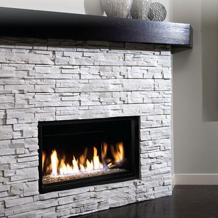 "Kingsman ZCVRB3622 Direct Vent Gas Fireplace - 36"" | WoodlandDirect.com: Indoor Fireplaces: Gas #LearnShopEnjoy"