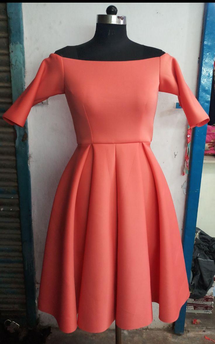 My new dress Zara lycra