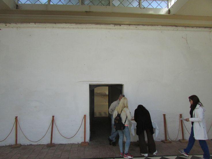 Casa Natal de Fray Mamerto Esquiu, Piedras Blancas