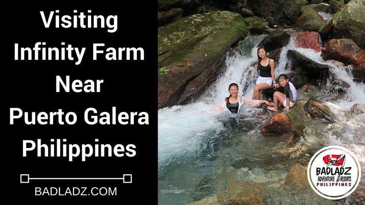 Visiting Infinity Farm in Baco Oriental Mindoro Near Puerto Galera