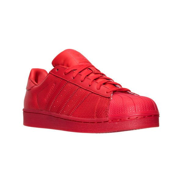 Adidas Men\u0027s Superstar Mono Casual Shoes ($70) ? liked on Polyvore  featuring\u2026