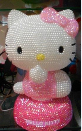 Bling Deluxe 3D Hello Kitty Jelly Crystal Table Night Lamp Best Gift Idea | eBay