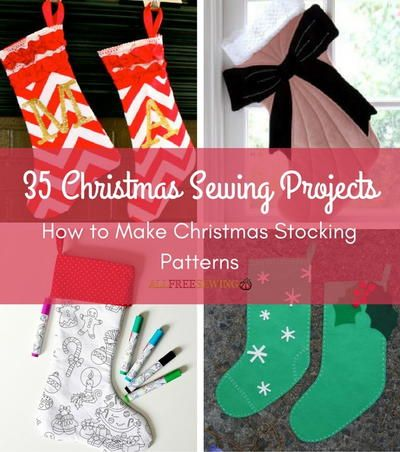 The 302 best Christmas Sewing images on Pinterest | Christmas sewing ...