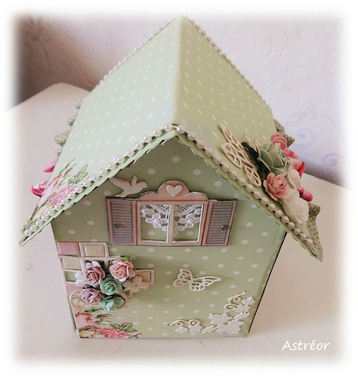 161 best 21- Jardin \ maisons miniatures images on Pinterest - faire une maison en 3d