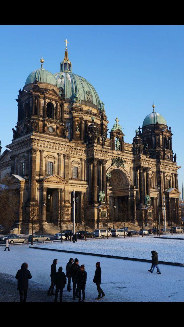 Berlin dome 2014