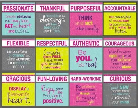 12 Words that Thirty-One Lives by - Just another 12 reasons why I love Thirty-One!