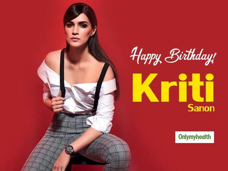 Joyeux anniversaire Kriti Sanon: Un regard plus attentif sur le régime alimentaire et la nourriture