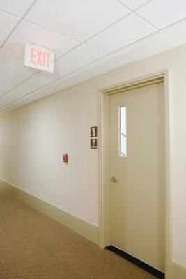 Did you know that exit doors in commercial buildings must always be unlocked, close automatically and be a Fire Door? Synergy Glass & Door Service installs all types and ratings of fire doors. Stay safe and up to code by regularly maintaining and replacing fire doors that have been degraded due to weather, salt and other environmental factors. http://smallbusiness.chron.com/osha-regulations-door-remain-unlocked-during-business-hours-65697.html