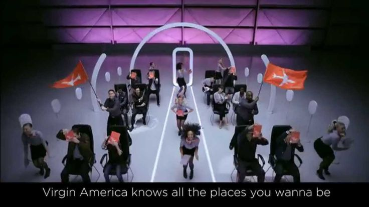 Virgin America Safety Video #VXsafetydance This is really an amazing engaging safety video. First time I have looked at an entire in-flight safety video.