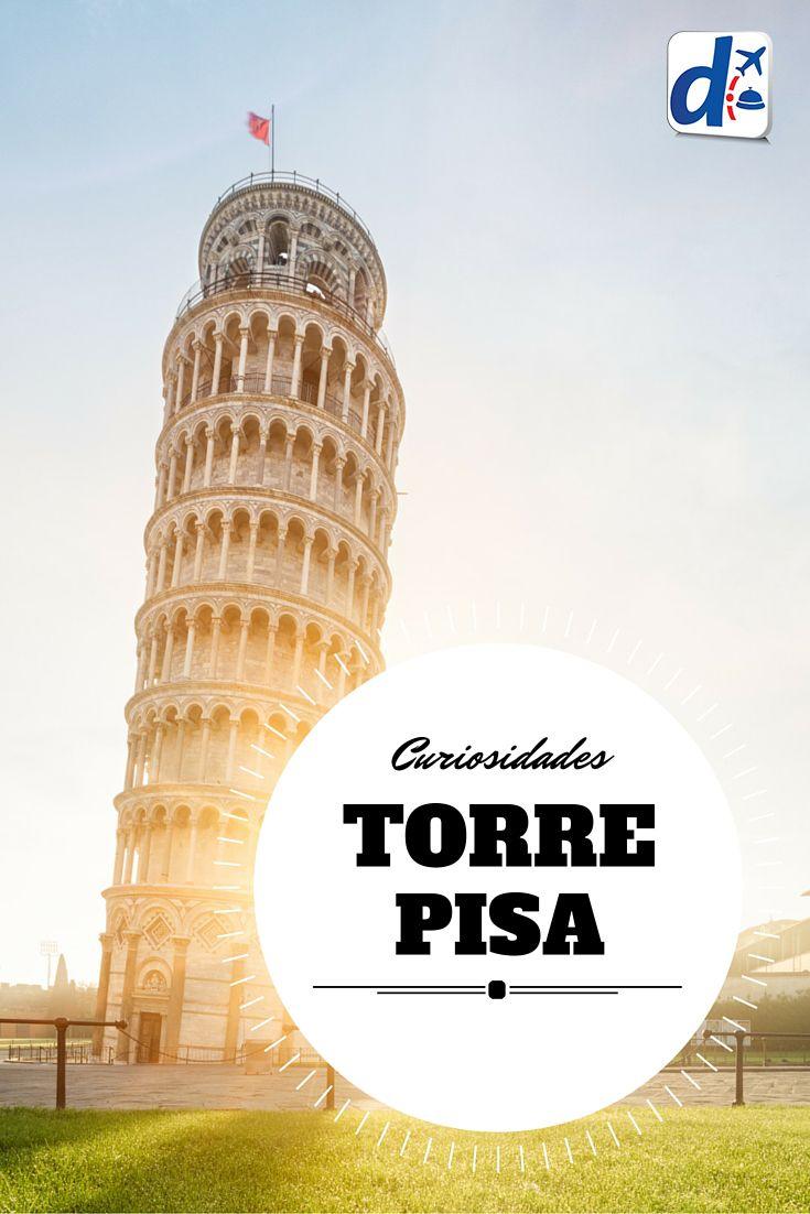 Si bien es uno de los lugares más visitados, pocos conocen la verdadera historia y las curiosidades detrás de esta peculiar construcción histórica. #TorreDePisa #Italia #Curiosidades