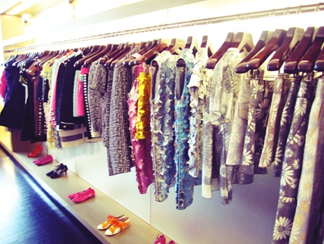 MJ Collection showroom :)
