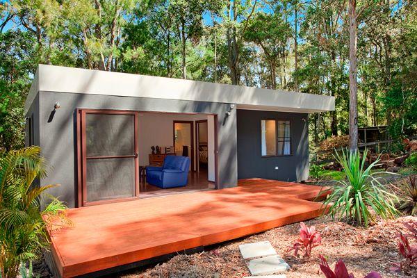 Granny Flats Sydney, Central Coast built by Greenwood Homes and Granny Flats.