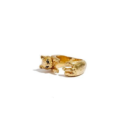 Cat Ring. $22. http://www.madewell.com/madewell_category/JEWELRY/rings/PRDOVR~47541/47541.jsp