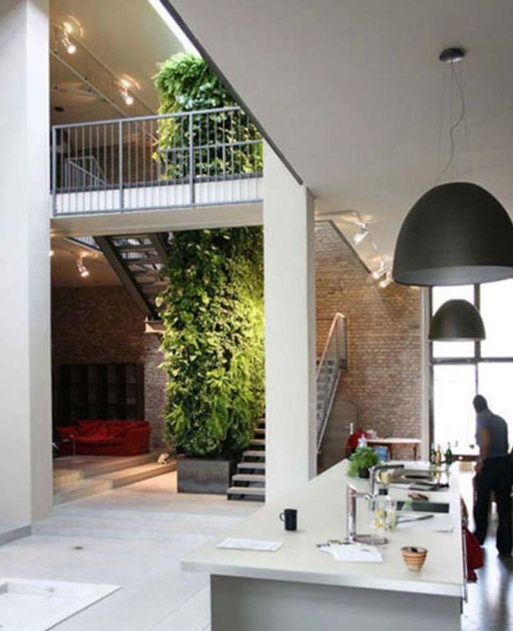 33 besten Wohnen mit Pflanzen Bilder auf Pinterest Schöner - frisches wohnung design