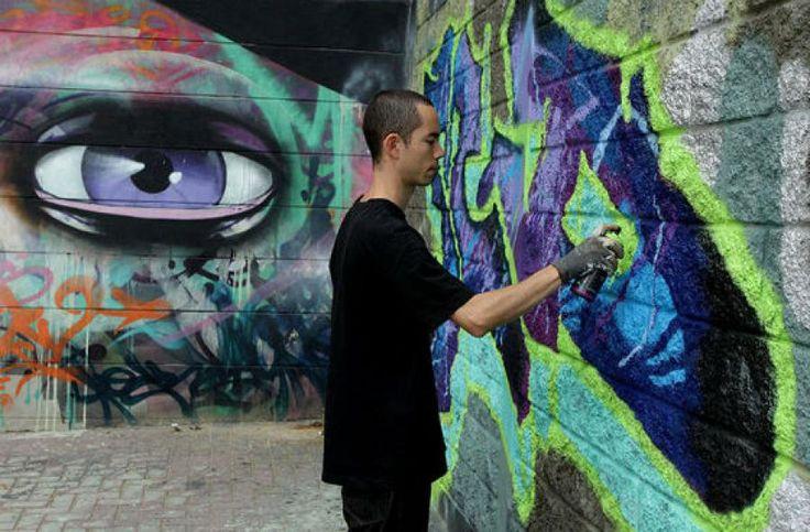 Artistas Urbanos pintarán murales por la paz en el Hospital San Juan de Dios