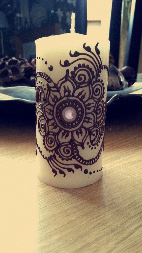 Beautiful Henna Candle Witchy Things Pinterest Henna Candles