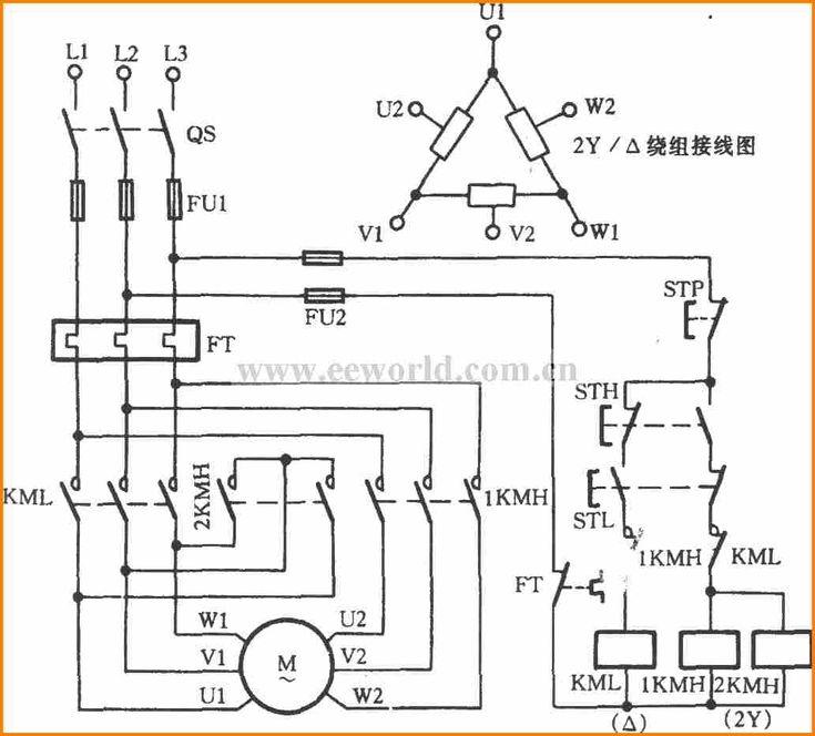 5 2 Speed 3 Phase Motor Wiring Diagram Addict Throughout