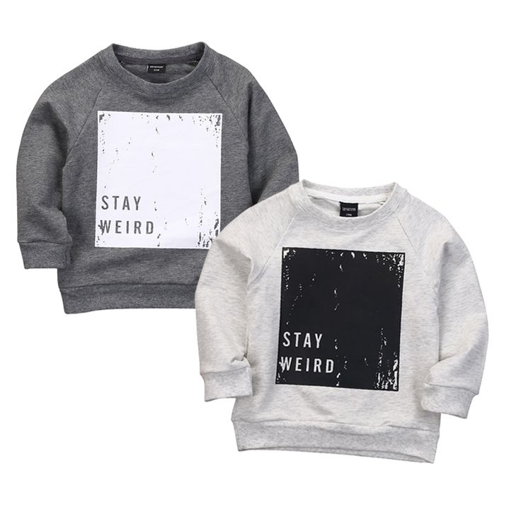 $5.33 (Buy here: https://alitems.com/g/1e8d114494ebda23ff8b16525dc3e8/?i=5&ulp=https%3A%2F%2Fwww.aliexpress.com%2Fitem%2F2016-Baby-Boys-Pullover-Tops-Long-Sleeve-T-Shirt-Sweatshirt-Toddler-Clothes-Grey%2F32724247960.html ) 2016 Baby Boys Pullover Tops Long Sleeve T-Shirt Sweatshirt Toddler Clothes Grey for just $5.33