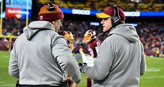 Redskins Head Coach Jay Gruden Explains Coaching Changes