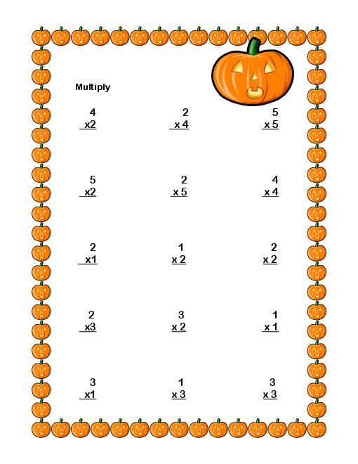 3rd grade math worksheets | Third Grade Math Review- Worksheets that ...
