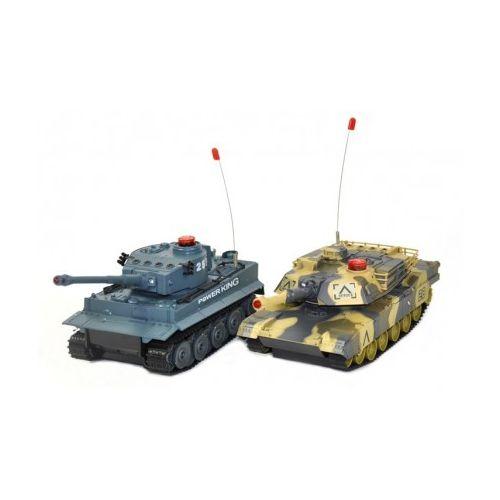 Walczące czołgi Tiger v Abrams RTR 1:24  #zdalniesterowane #modelerc #czołg