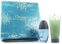 Calvin Klein Obsession Night - Gift Set (Womens Fragrance) A fragrance for the young, sophisticated, approachable, vivacious woman, Obsession Night was created for the risk-taker who is not afraid of experimentation. This delicious fruity blend of citrus, fre http://www.comparestoreprices.co.uk/mens-clothes/calvin-klein-obsession-night--gift-set-womens-fragrance-.asp