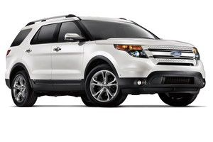 Ford Explorer Safety