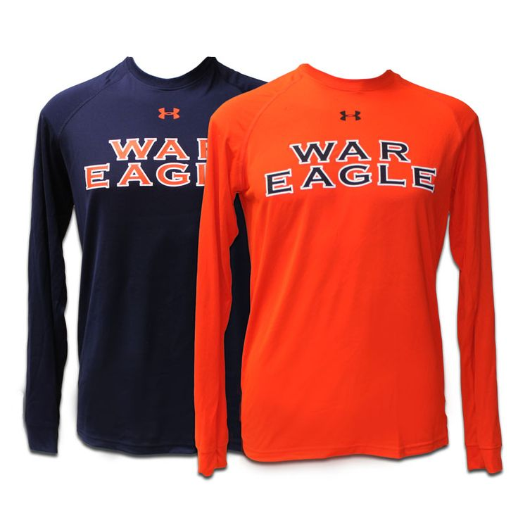 under armour eagles. long sleeve t with \ under armour eagles