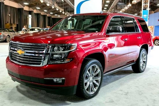 2016 chevy tahoe release date specs and mpg cars suvs. Black Bedroom Furniture Sets. Home Design Ideas