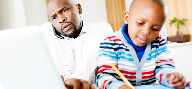 Can You Be a Good CEO and a Good Parent at the Same Time?