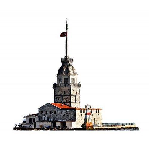 150x130cm DUVAR STİCKER-Kız Kulesi 349574 99,90 TL Sanalpazar.com'da