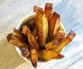 Rezepte mit Herz ♥: Baked Potato Fries - Pommes homemade