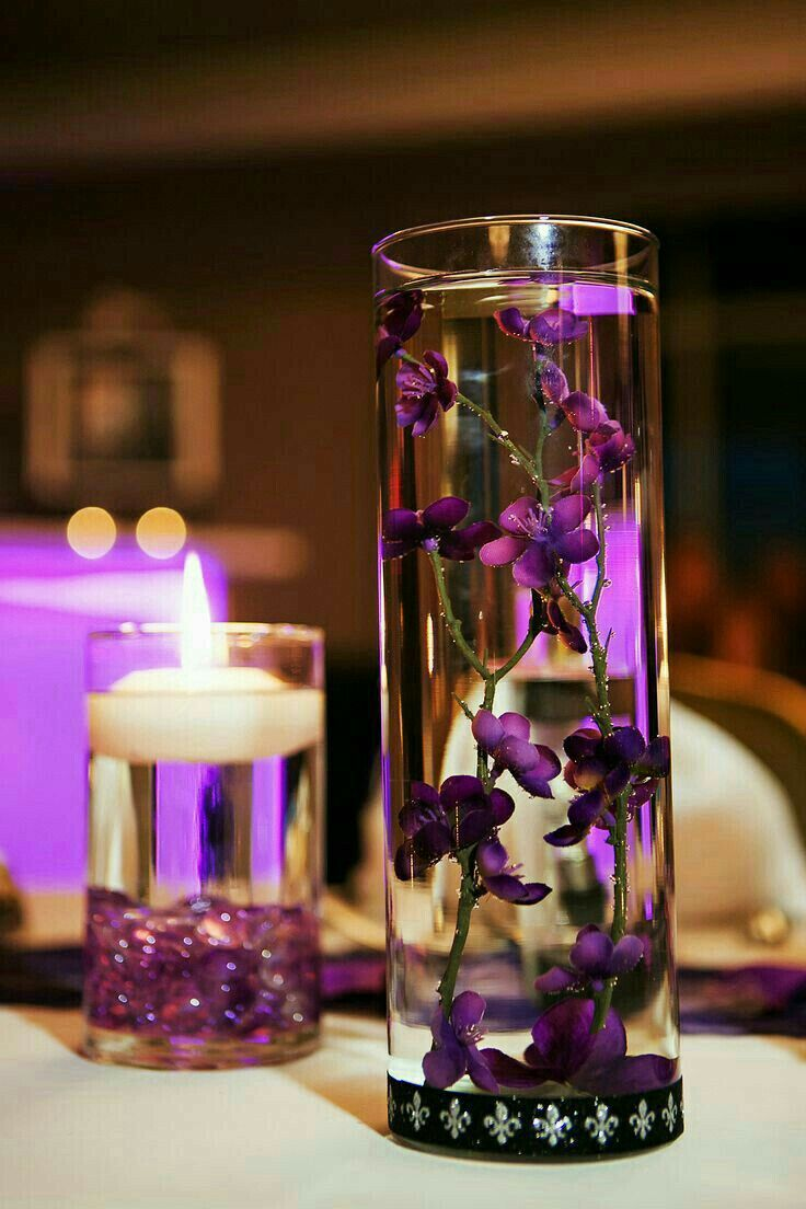 342 best Floating Candles... images on Pinterest | Tables, Candles and  Decorations for weddings