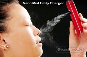 Kini Hadir Nano Mist Emily Charger Untuk Perawatan Kulit Wajahmu Hanya Dengan Rp. 250,000  - www.evoucher.co.id #Promo #Diskon #Jual  Klik > http://evoucher.co.id/deal/Nano-Mist-Emily-Charger  Kini hadir produk perawatan kulit wajah mini handy mist sprayer. Fungsi alat ini adalah mengubah air menjadi ukuran nano sehingga mudah di serap kulit wajah dan bagian lain nya.  Pengiriman akan dilakukan mulai tanggal 2014-07-11
