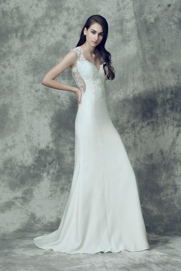 Bridal Gown Destination Romance - Style DR212