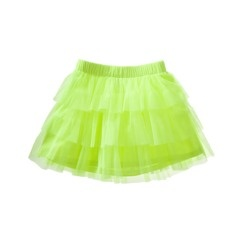 Neon yellow tulle tutu skirt for toddler girls. Can't handle. Too cute. :) @Linette Matos @Erin Purchase @Kelli Larsen