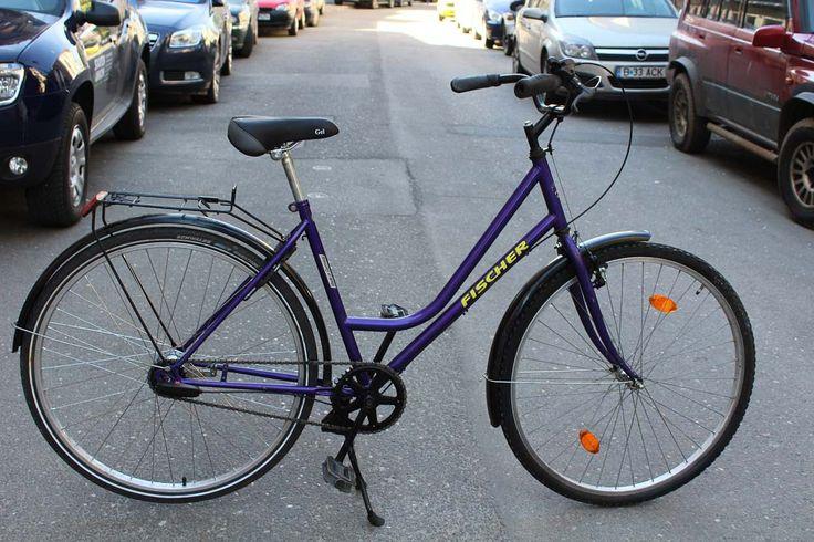Bicicletă de damă Fischer