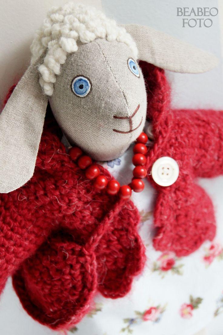 Lněná ovečka