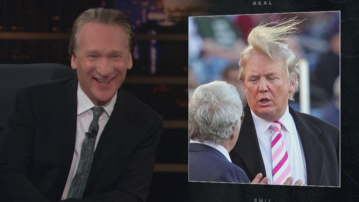 Bill Maher Hopes The Patriots Lose The Super Bowl, Because Of Donald Trump